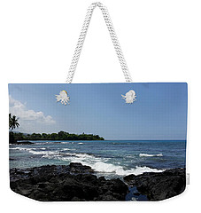 Beautiful Day Weekender Tote Bag by Pamela Walton