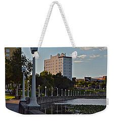 Beautiful Downtown Lakeland Weekender Tote Bag