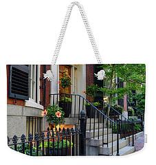 Beautiful Entrance Weekender Tote Bag
