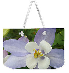Beautiful Flower Weekender Tote Bag
