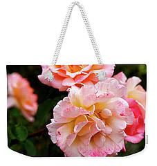 Beautiful Flowers In Cambridge Weekender Tote Bag