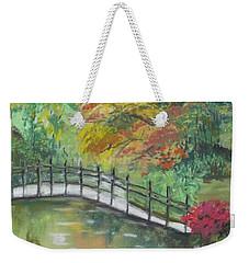 Beautiful Garden Weekender Tote Bag