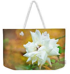 Beautiful Gardenia Weekender Tote Bag
