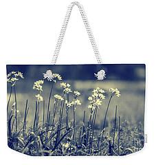 Beautiful Gentle Wildflowers Weekender Tote Bag