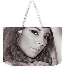 Beautiful Girl Weekender Tote Bag