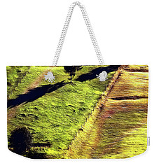 Beautiful Hillside Painting Weekender Tote Bag