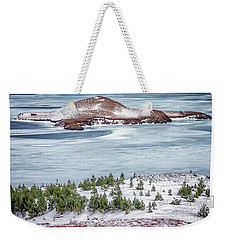 Beautiful Icelandic Landscape Weekender Tote Bag