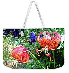 Beautiful Irish Flowers Weekender Tote Bag