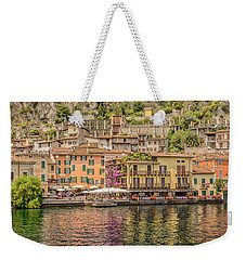 Weekender Tote Bag featuring the photograph Beautiful Italy by Roy McPeak