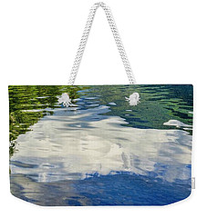 Weekender Tote Bag featuring the photograph Beautiful Lake Crescent Washington by Dan Sproul