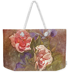 Beautiful Weekender Tote Bag by Liz Alderdice