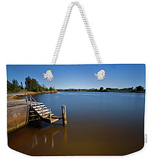 Weekender Tote Bag featuring the photograph Beautiful Manning River 666 by Kevin Chippindall
