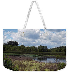 Beautiful Marsh View Weekender Tote Bag