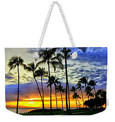 Beautiful Maui Hawaii Sunset Weekender Tote Bag