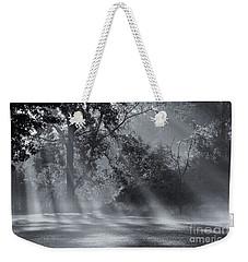 Beautiful Morning Light Weekender Tote Bag by Rachel Cohen