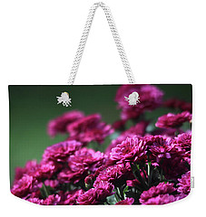 Beautiful Mums Weekender Tote Bag by Trina Ansel