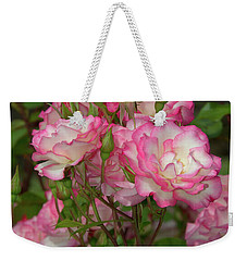 Beautiful Nicole Roses Lighter Weekender Tote Bag