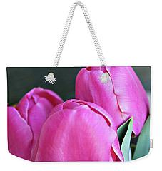 Beautiful Pink Lipstick Weekender Tote Bag