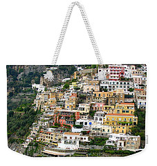 Beautiful Positano Weekender Tote Bag