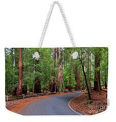 Beautiful Redwood Grove Weekender Tote Bag