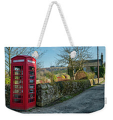 Weekender Tote Bag featuring the photograph Beautiful Rural Scotland by Jeremy Lavender Photography