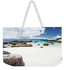 Beautiful South African Beach Landscape Weekender Tote Bag