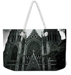 Beautiful St Patricks Cathedral Weekender Tote Bag
