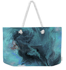 Beautiful Storm Weekender Tote Bag