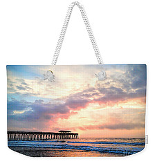 Beautiful Sunrise In Myrtle Beach South Carolina Usa Weekender Tote Bag