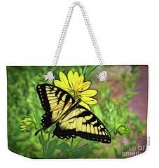 Beautiful Swallowtail Butterfly Weekender Tote Bag