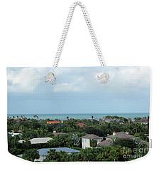 Beautiful Vero Beach Florida Weekender Tote Bag