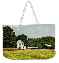 Beautiful West Virginia Weekender Tote Bag by L O C