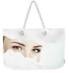 Beautiful Women's Eyes Weekender Tote Bag