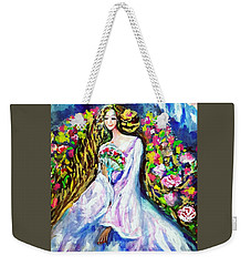 Beautiful World Weekender Tote Bag