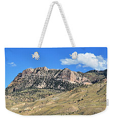 Beautiful Wyoming Weekender Tote Bag
