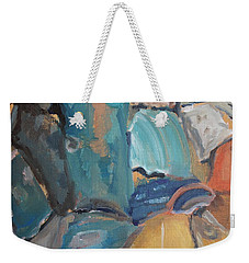 Beautifully Broken Weekender Tote Bag