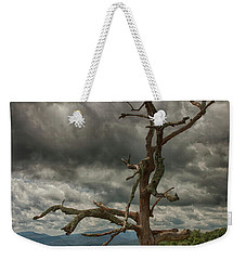 Beautifully Dead Weekender Tote Bag