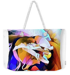 Beautifully Intensions Weekender Tote Bag by Gayle Price Thomas