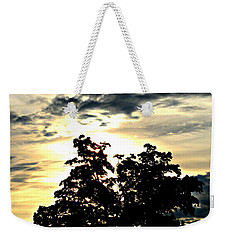 Beautifully Wasting Time Weekender Tote Bag