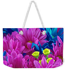 Beauty Among Beauty Weekender Tote Bag