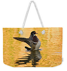 Beauty And Light    Weekender Tote Bag