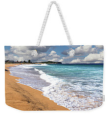 Beauty And The Beach By Kaye Menner Weekender Tote Bag