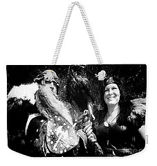 Beauty And The Beasts Weekender Tote Bag by Bob Christopher