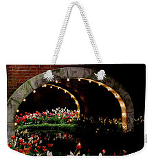 Beauty And The Bridge Weekender Tote Bag