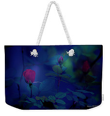 Beauty And The Mist Weekender Tote Bag