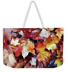 Beauty At My Feet Weekender Tote Bag