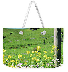 Beauty At The Post Weekender Tote Bag