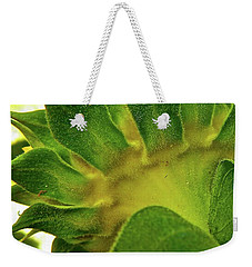 Weekender Tote Bag featuring the photograph Beauty Beneath by Randy Rosenberger
