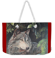 Beauty Boy Weekender Tote Bag
