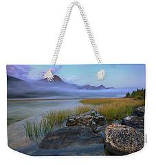 Beauty Creek Dawn Weekender Tote Bag
